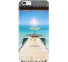 Sun Halo in the Seychelles iPhone Case/Skin