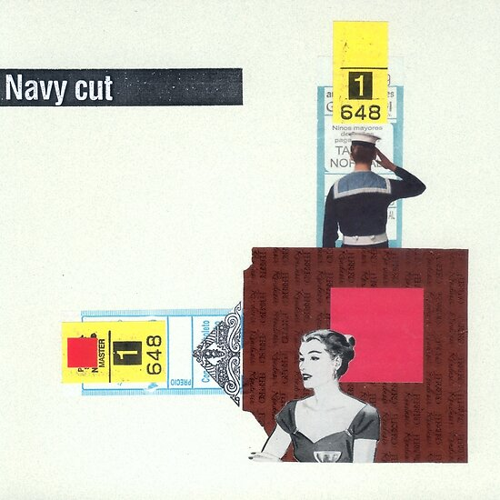 Navy Cut by Tordo