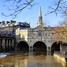 Pulteney Bridge by Kevin Cotterell
