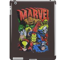 Marvel Heroes Collection iPad Case/Skin