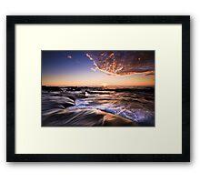 Battle For The Sun Framed Print