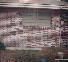 EVER CHANGE THE COLOR OF BRICK? by Billy Ines