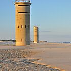 WWII Tower 2 by Monte Morton