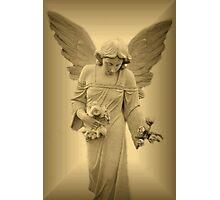 Loving Angel Photographic Print