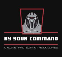 By your command by Adam North