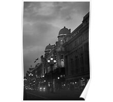 Regent Street Poster