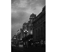 Regent Street Photographic Print