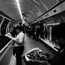 The Tube 4# by DarrynFisher