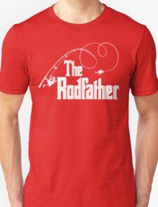 The Rodfather Fishing Parody T Shirt T-Shirt