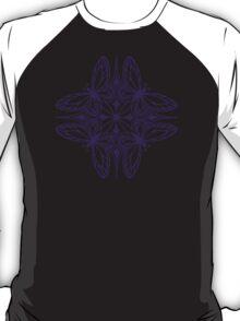 butterfly mandala - one flutter! T-Shirt