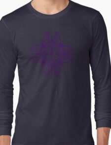 butterfly mandala - one flutter! Long Sleeve T-Shirt