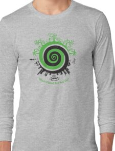 Which Planet Are You On? Long Sleeve T-Shirt