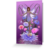Sweet Fae Greeting Card