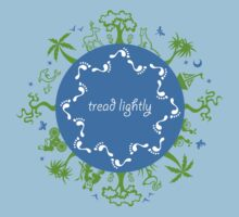 Tread lightly Kids Tee