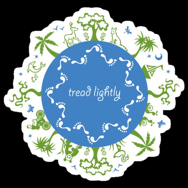Tread lightly by Sarah Jane Bingham
