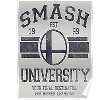 Super Smash Bros University  Poster