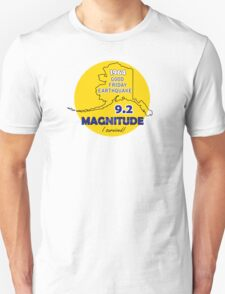 ALASKA EARTHQUAKE 1964 T-Shirt