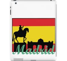 I heart Madrid iPad Case/Skin