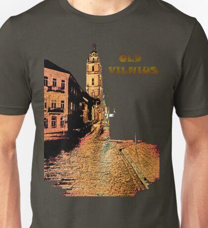 OLD VILNIUS T-Shirts Unisex T-Shirt