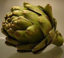 Artichoke by Ainsley Kellar Creations
