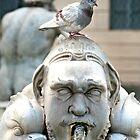 Fountain  Detail by David Bradbury