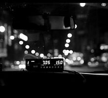 Chicago commute by Carlos Thomas