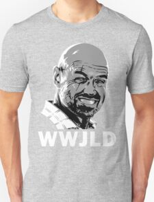 What Would John Locke Do - LOST Unisex T-Shirt