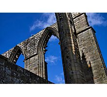 Arches at Bolton Abbey Photographic Print
