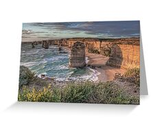 The Twelve Apostles • Victoria Greeting Card