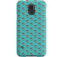 Soda Pattern - Drinks Series Samsung Galaxy Case/Skin