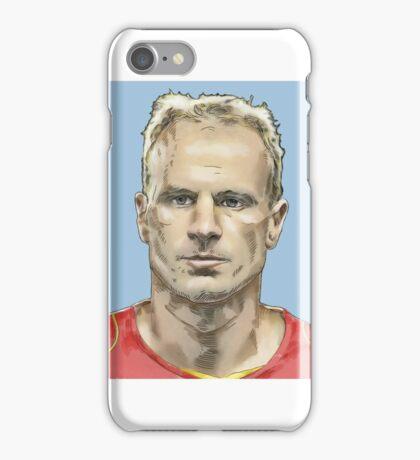 Dennis Bergkamp - Arsenal Legend iPhone Case/Skin