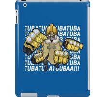 Big Band - TUBA TUBA TUBA (Skullgirls) iPad Case/Skin