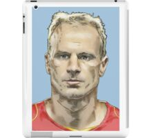 Dennis Bergkamp - Arsenal Legend iPad Case/Skin