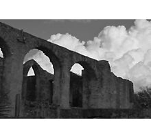 Arches at San Jose Mission Photographic Print