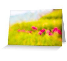 Impress your Landscape Greeting Card