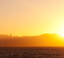 Golden Gate Bridge by Sarah G.