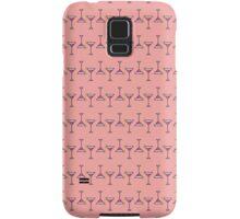 Cocktail Pattern - Drinks Series Samsung Galaxy Case/Skin