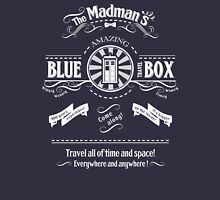 The Madmans's Blue Box Unisex T-Shirt