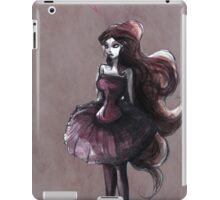 The Lady in Pink iPad Case/Skin