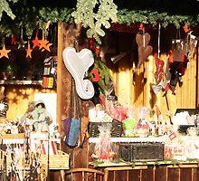 Christmas Market in Dornbirn, Austria by Chelsea Herzberg