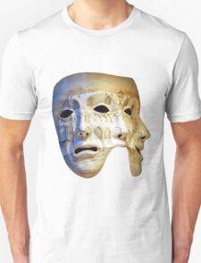 Three faces T-Shirt