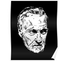 Christopher Lee Poster