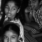 Hindu Children  by Andrew  Bailey