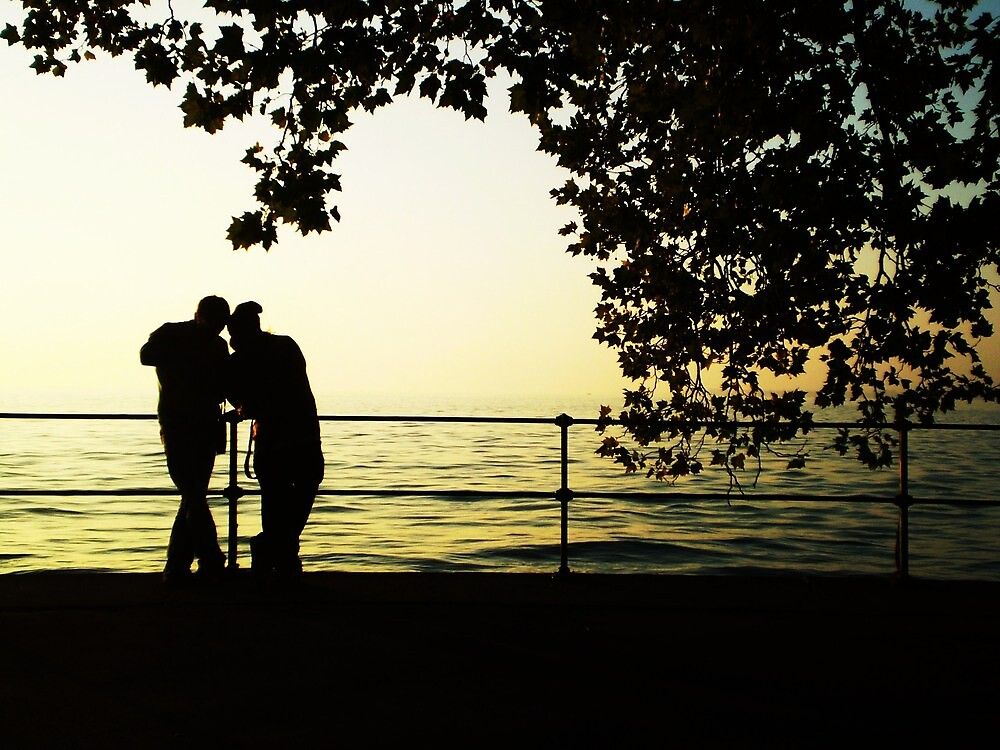 Sharing is Passion in Bregenz, Austria by Chelsea Herzberg