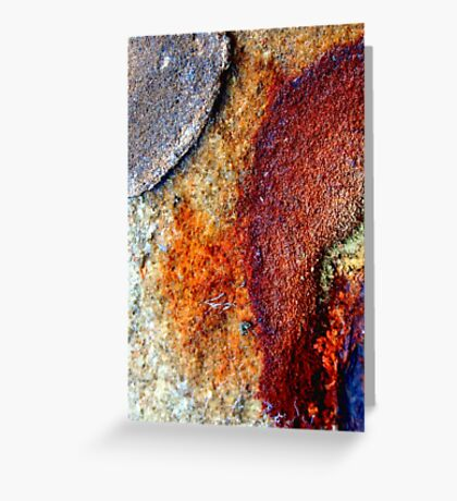 Sunrise, Moondown Greeting Card