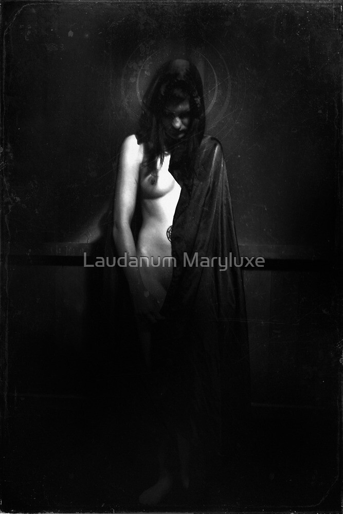 The Magnificently Designed Halo Inversion by Laudanum Maryluxe