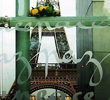Peace in Paris by Chelsea Herzberg