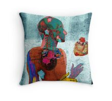 love streams 2 - valentine day Throw Pillow