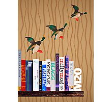 M20 BOOKSHELF #2 Photographic Print
