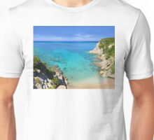 Escalet Beach at Cap Camarat, Ramatuelle near St-Tropez Unisex T-Shirt